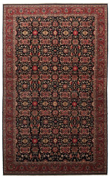 Malayer Alfombra 505X817 Oriental Hecha A Mano Marrón Oscuro/Rojo Oscuro Grande (Lana, Persia/Irán)