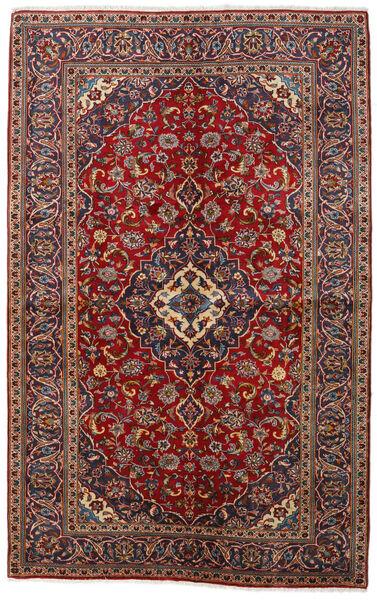 Keshan Alfombra 152X242 Oriental Hecha A Mano Rojo Oscuro/Marrón Oscuro (Lana, Persia/Irán)