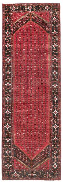 Enjelos Alfombra 165X512 Oriental Hecha A Mano Rojo Oscuro/Gris Oscuro (Lana, Persia/Irán)
