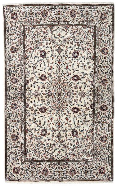Keshan Alfombra 135X220 Oriental Hecha A Mano Beige/Gris Claro (Lana, Persia/Irán)