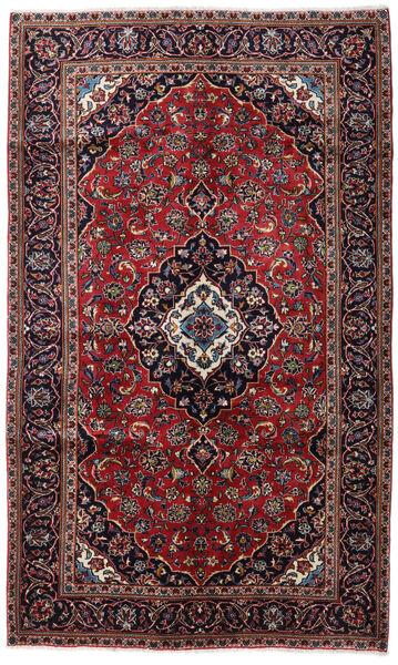 Keshan Alfombra 148X246 Oriental Hecha A Mano Rojo Oscuro/Marrón Oscuro (Lana, Persia/Irán)