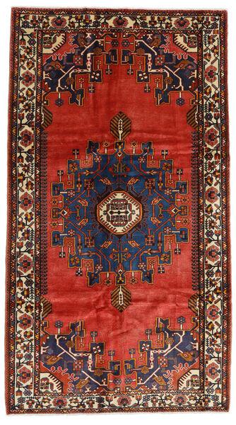Mehraban Alfombra 173X309 Oriental Hecha A Mano Óxido/Roja/Marrón Oscuro (Lana, Persia/Irán)