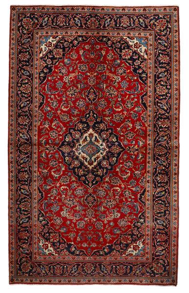 Keshan Alfombra 151X247 Oriental Hecha A Mano Rojo Oscuro/Óxido/Roja (Lana, Persia/Irán)