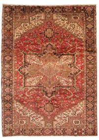 Heriz Alfombra 257X352 Oriental Hecha A Mano Grande (Lana, Persia/Irán)