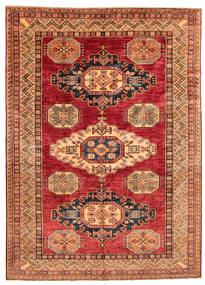 Kazak Alfombra 168X240 Oriental Hecha A Mano (Lana, Pakistán)
