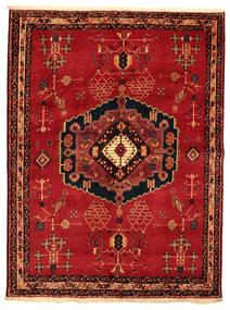 Afshar Alfombra 176X232 Oriental Hecha A Mano (Lana, Persia/Irán)