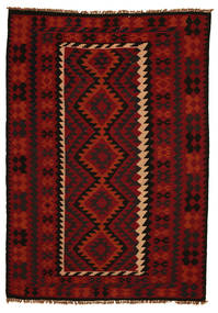 Kilim Maimana Alfombra 190X285 Oriental Tejida A Mano (Lana, Afganistán)