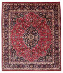 Mashad Firmada: Maebodi Alfombra 303X360 Oriental Hecha A Mano Grande (Lana, Persia/Irán)