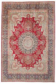 Kerman Alfombra 300X433 Oriental Hecha A Mano Grande (Lana, Persia/Irán)