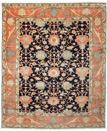 Heriz Alfombra 400X480 Oriental Hecha A Mano Grande (Lana, Persia/Irán)