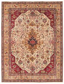 Tabriz Patina Alfombra 260X344 Oriental Hecha A Mano Grande (Lana, Persia/Irán)