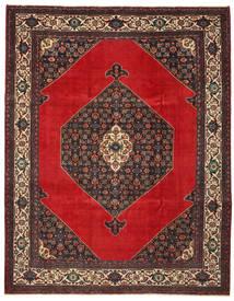 Hamadan Patina Alfombra 271X348 Oriental Hecha A Mano Marrón Oscuro/Óxido/Roja Grande (Lana, Persia/Irán)
