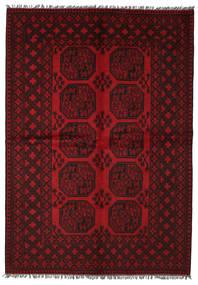 Afghan Alfombra 163X236 Oriental Hecha A Mano (Lana, Afganistán)