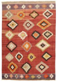 Kilim Karakecili Alfombra 165X240 Oriental Tejida A Mano (Lana, Turquía)
