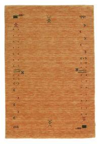 Gabbeh Loom Frame - Naranja Alfombra 120X180 Moderna Naranja (Lana, India)