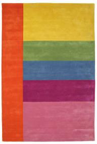 Colors By Meja Handtufted Alfombra 200X300 Moderna Rosa/Amarillo (Lana, India)