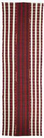 Kilim Semiantigua Turkey Alfombra 150X500 Oriental Tejida A Mano Rojo Oscuro/Marrón Oscuro (Lana, Turquía)
