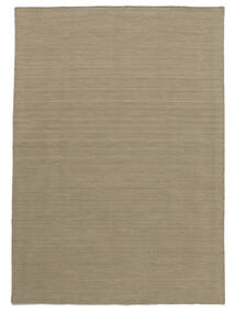 Kilim Loom - Gris Claro/Beige Alfombra 160X230 Moderna Tejida A Mano Gris Claro (Lana, India)