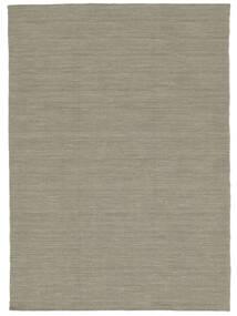 Kilim Loom - Gris Claro/Beige Alfombra 120X180 Moderna Tejida A Mano Gris Claro (Lana, India)