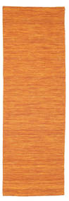 Kilim Loom - Naranja Alfombra 80X250 Moderna Tejida A Mano Naranja (Lana, India)