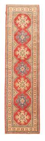 Turkeman Ariana Alfombra 84X312 Oriental Hecha A Mano Óxido/Roja/Marrón Claro (Lana, Afganistán)