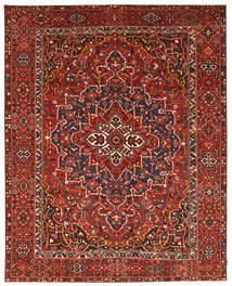 Bakhtiar Patina Alfombra 337X431 Oriental Hecha A Mano Rojo Oscuro/Óxido/Roja Grande (Lana, Persia/Irán)