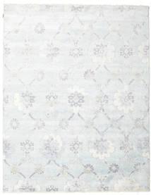 Himalaya Alfombra 244X310 Moderna Hecha A Mano Blanco/Crema/Gris Claro ( India)
