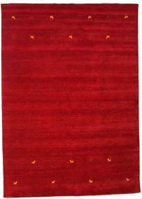 Gabbeh Loom Two Lines - Rojo Alfombra 240X340 Moderna Roja/Rojo Oscuro (Lana, India)