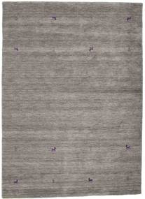 Gabbeh Loom Two Lines - Gris Alfombra 160X230 Moderna Gris Claro/Gris Oscuro (Lana, India)
