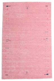 Gabbeh Loom Frame - Rosa Alfombra 190X290 Moderna Rosa Claro/Rosa (Lana, India)