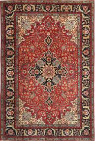 Tabriz Patina Alfombra 205X305 Oriental Hecha A Mano Rojo Oscuro/Marrón Oscuro (Lana, Persia/Irán)