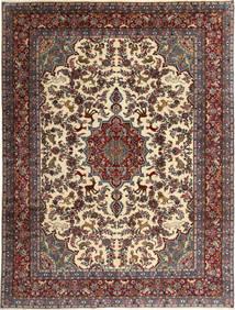Hamadan Shahrbaf Figurativa/Gráfica Alfombra 262X348 Oriental Hecha A Mano Marrón Oscuro/Marrón Claro Grande (Lana, Persia/Irán)
