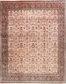 Bidjar Alfombra 305X380 Oriental Hecha A Mano Marrón Claro/Rojo Oscuro/Beige Grande (Lana, Persia/Irán)