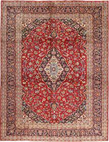Keshan Alfombra 295X397 Oriental Hecha A Mano Rojo Oscuro/Óxido/Roja Grande (Lana, Persia/Irán)