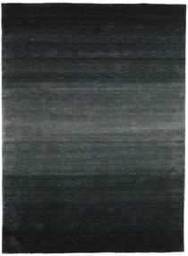 Gabbeh Rainbow - Gris Alfombra 210X290 Moderna Negro/Gris Oscuro (Lana, India)