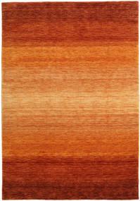 Gabbeh Rainbow - Óxido Alfombra 160X230 Moderna Naranja/Óxido/Roja (Lana, India)