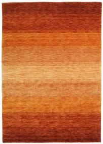 Gabbeh Rainbow - Óxido Alfombra 140X200 Moderna Naranja/Óxido/Roja/Marrón Claro (Lana, India)