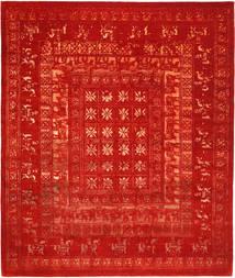 Roma Moderno Collection Alfombra 253X305 Moderna Hecha A Mano Óxido/Roja Grande ( India)