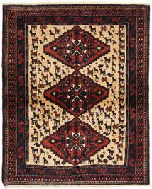 Shiraz Alfombra 114X140 Oriental Hecha A Mano Negro/Rojo Oscuro (Lana, Persia/Irán)