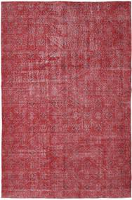 Colored Vintage Alfombra 186X287 Moderna Hecha A Mano Óxido/Roja/Roja/Rojo Oscuro (Lana, Turquía)