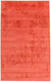 Handtufted Alfombra 143X235 Moderna Roja/Óxido/Roja (Lana, India)