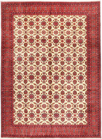 Afghan Khal Mohammadi Alfombra 295X395 Oriental Hecha A Mano Rojo Oscuro/Óxido/Roja Grande (Lana, Afganistán)