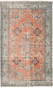 Colored Vintage Alfombra 182X294 Moderna Hecha A Mano Gris Claro/Rosa Claro (Lana, Turquía)