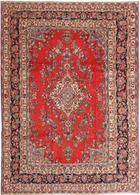 Hamadan Patina Alfombra 250X360 Oriental Hecha A Mano Rojo Oscuro/Óxido/Roja Grande (Lana, Persia/Irán)