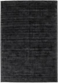 Tribeca - Charcoal Alfombra 240X340 Moderna Negro/Gris Oscuro ( India)