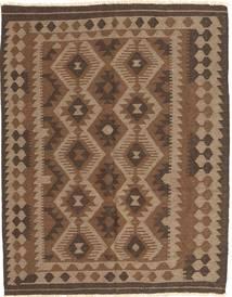 Kilim Maimane Alfombra 148X187 Oriental Tejida A Mano Marrón/Marrón Oscuro (Lana, Afganistán)