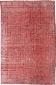 Colored Vintage Alfombra 186X288 Moderna Hecha A Mano Óxido/Roja/Rojo Oscuro (Lana, Turquía)
