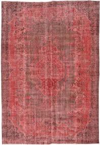 Colored Vintage Alfombra 184X272 Moderna Hecha A Mano Óxido/Roja/Rojo Oscuro (Lana, Turquía)
