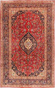 Keshan Alfombra 199X317 Oriental Hecha A Mano Óxido/Roja/Rojo Oscuro (Lana, Persia/Irán)