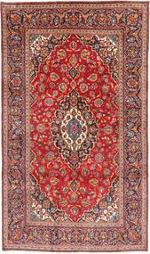 Keshan Alfombra 190X324 Oriental Hecha A Mano Rojo Oscuro/Óxido/Roja (Lana, Persia/Irán)